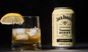 Storyverse Media Jack Daniels - Honey Lemonade DSC03494