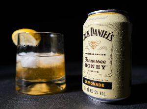 Storyverse Media Jack Daniels - Honey Lemonade IAS04463